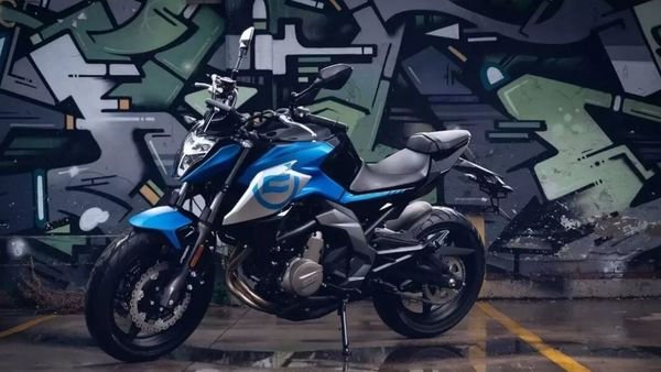 CF Moto launched 650NK SP edition in the international market earlier this year.
