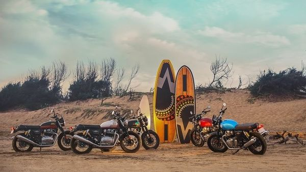 Representational Image: Royal Enfield has come up with a new flagship store located on Ubi Road, Singapore.