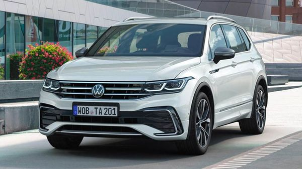 The new Tiguan Allspace facelift gets several cosmetic updates and a longer features list.