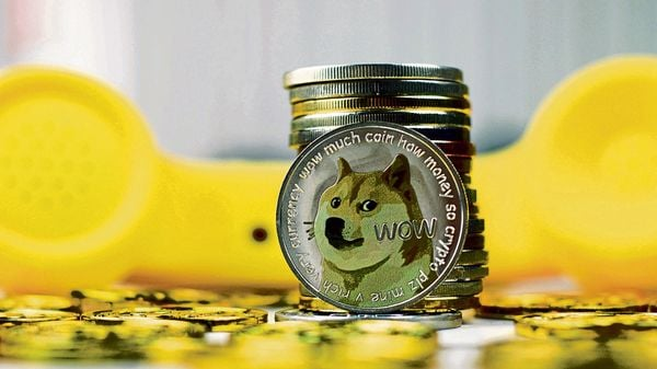 Many feel the fate of Dogecoin will rise or sink with the fortunes of Tesla CEO Elon Musk. (MINT_PRINT)