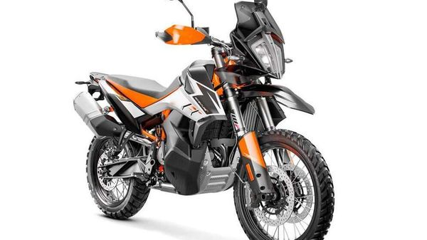 The new recall affects select units of the KTM 790 Adventure bike.