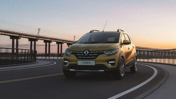 File photo of Renault Triber.