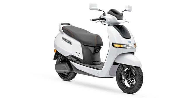 TVS iQube e-scooter is a rival the likes of the new Bajaj Chetak electric.