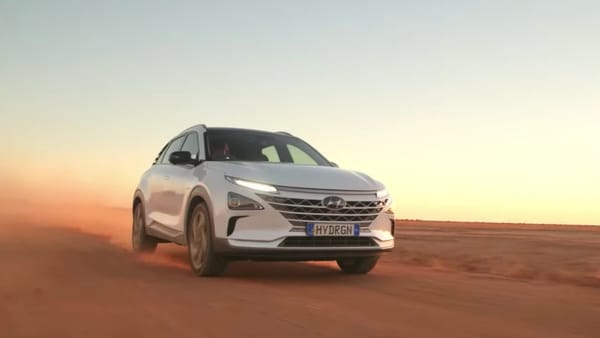 A new world record for the longest journey covered on a single tank of zero-emission hydrogen has been set by the Hyundai Nexo model.
