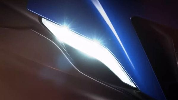 The Yamaha R7 will feature a twin-beam design at the front, something similar to the discontinued YZF-R6.