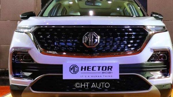 MG Hector 2021