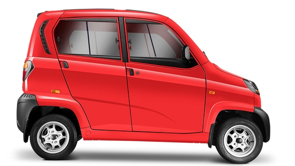 Bajaj Qute is available in South Africa at a price of 75,000 Rand, which is equivalent to $5,300 and ₹387,278.