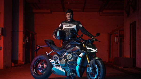 The flagship naked sport bike from Ducati has gone on sale in India in three trims starting at 19.99 lakh (ex-showroom). Image Courtesy: Twitter/Ducati