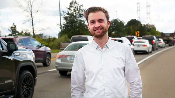 Tyler Szymkowski was tasked with finding traffic jams in major US cities to test Nissan's ProPILOT Assist system.