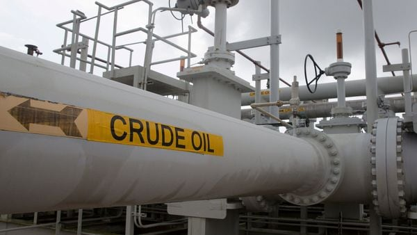 US West Texas Intermediate (WTI) crude futures dropped 73 cents, or 1.1%, to $64.76 a barrel, following a 1.2% fall on Tuesday. (REUTERS)
