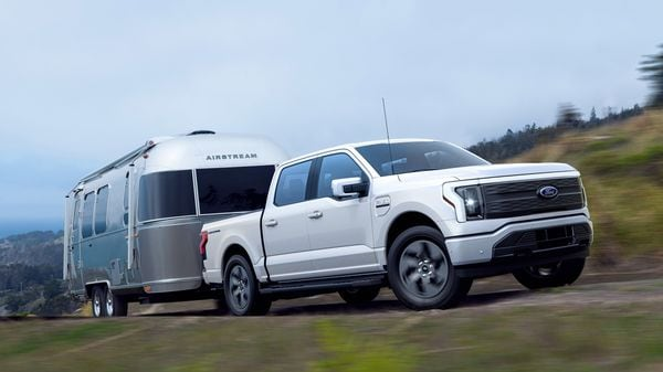 Ford unveiled its first electric pickup truck F-150 Lightning, based on its best-selling vehicle in the United States.