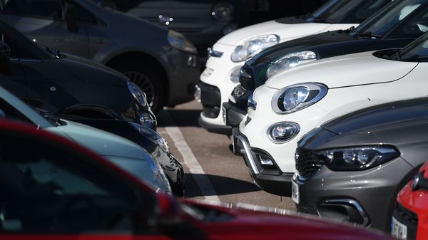 Cars should be parked at a safe and covered place if possible, in case there is a long period of immobility. (AFP)