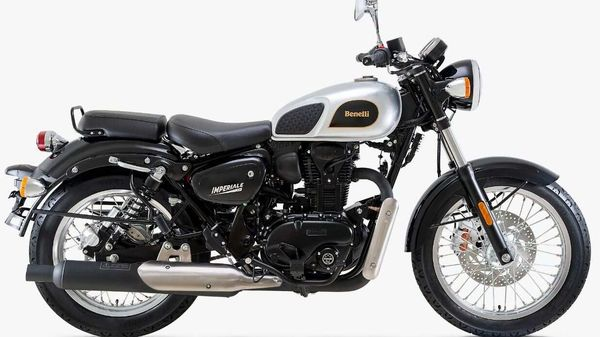 Representational image of the Benelli Imperiale 400 BS 6.
