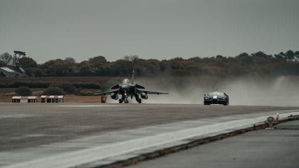 It was a race where two professionals occupied the respective cockpits and the two teams had been preparing for it for weeks.