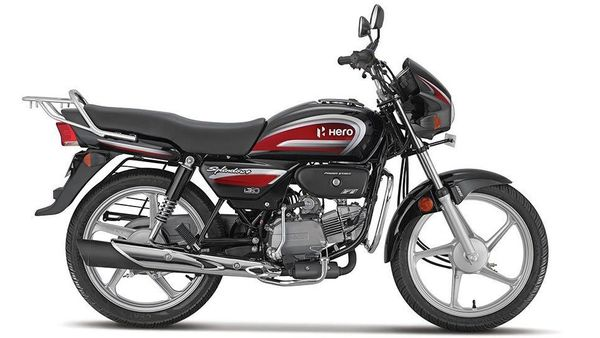 Photo of India's most selling two-wheeler in April 2021 - Hero Splendor.