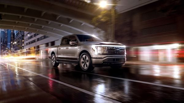 Ford is making big claims about what the F-150 Lightning is capable of.