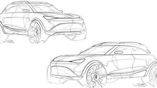 Smart's five-door model will be built in China and has been codenamed HX11.