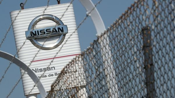 Representational photo of the Nissan factory (REUTERS)