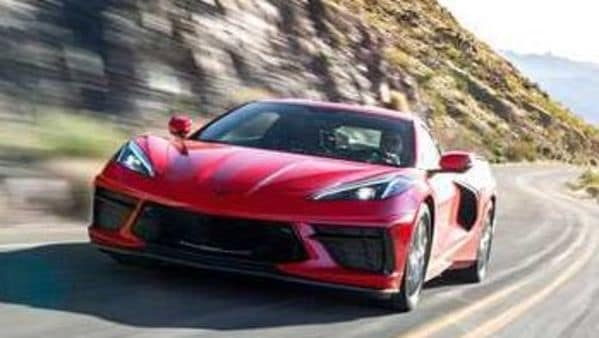 The production of the Chevrolet Corvette will be paused in the week starting on May 24. (AP)