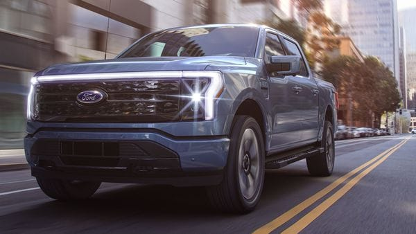 Ford F-150 Lightning is just the tip of the iceberg of the automaker's EV offensive.