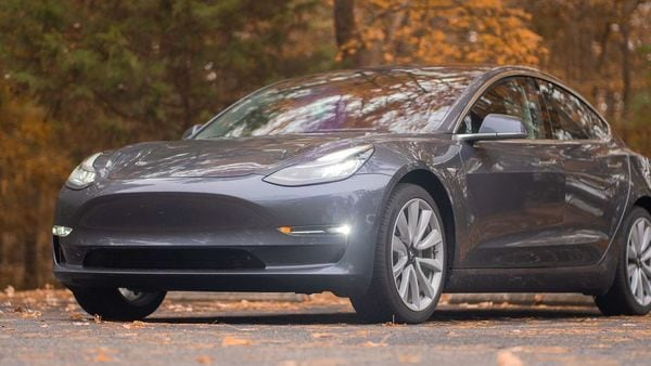 File photo of Tesla Model 3 used for representational purpose