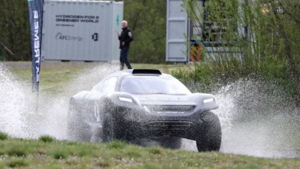 Extreme E is an FIA-sanctioned international off-road racing series. Prince Williams' test drive is part of a tour ahead of the forthcoming UN Climate Change Conference in Glasgow in November to highlight global climate change issues.