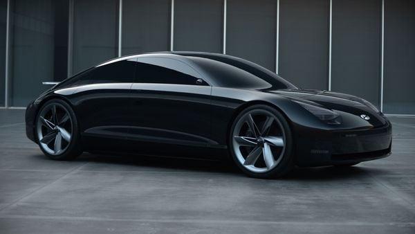 Hyundai's Prophecy Concept EV (Hyundai)