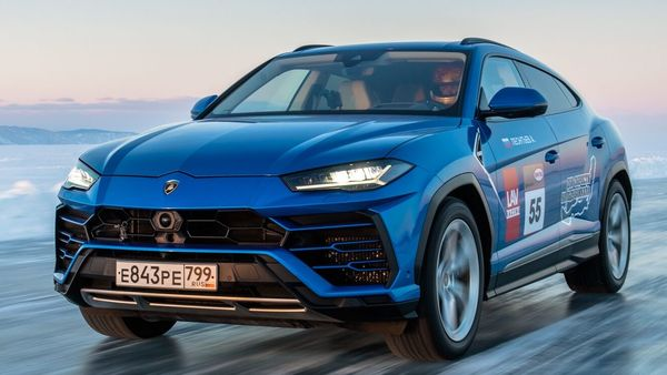 Lamborghini has been tasting success for quite some time with the Urus SUV.