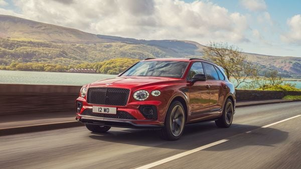 Bentley has unveiled the new Bentayga S SUV with twin-turbo V8 engine.