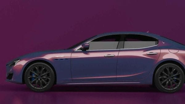 If you like the purple shade on this special edition of Ghibli Hybrid, China is where you can buy it because it has only been developed for the market there.