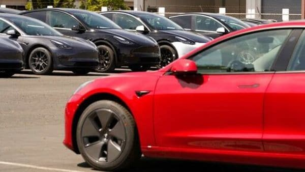 Tesla Vision will drop a radar sensor in favour of a camera-focused Autopilot system for its Model 3 and Model Y vehicles starting this month. (AP)