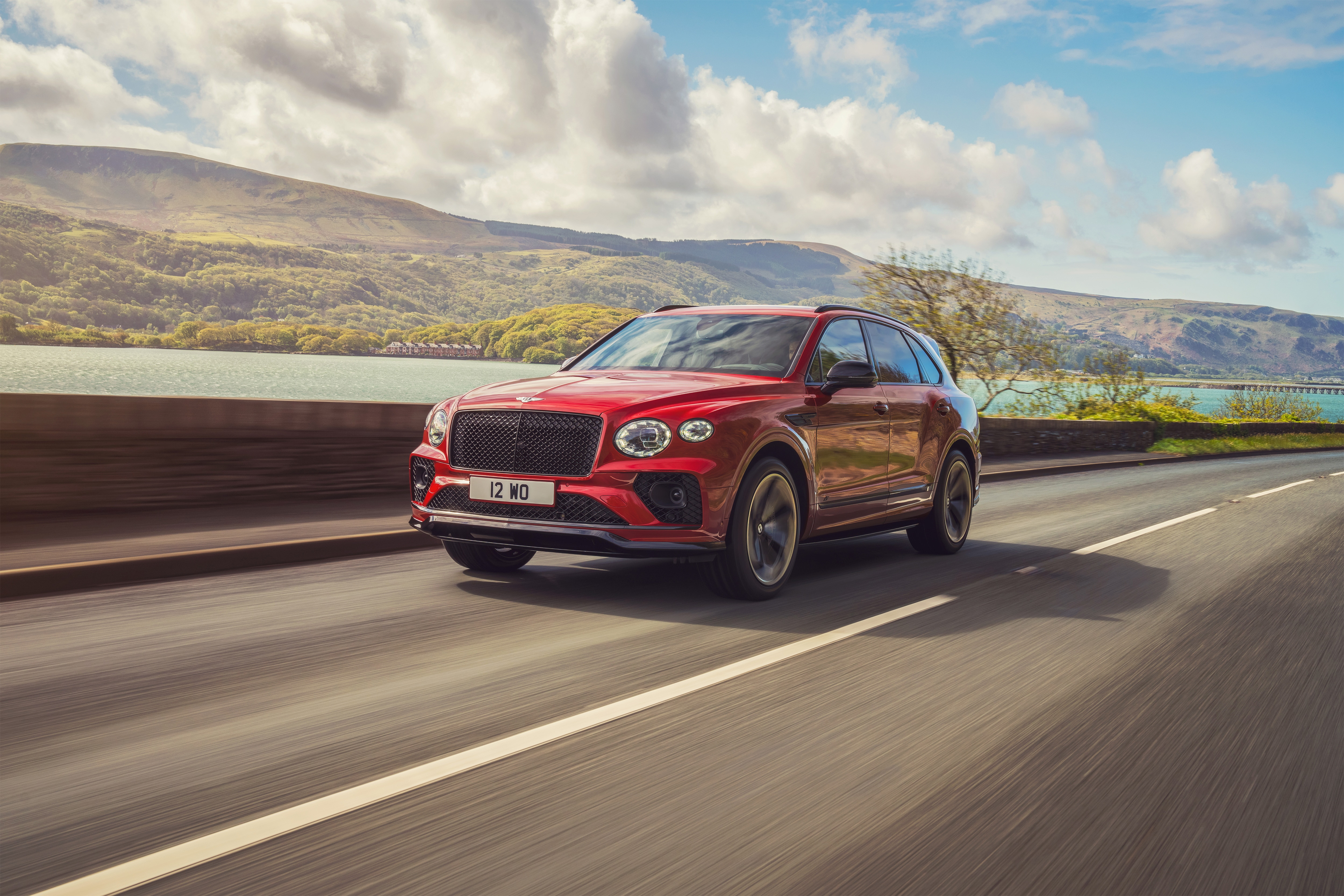 Bentayga S is the fourth model in the Bentayga range and is powered by a 4-litre twin-turbo V8 engine that can produce 542 bhp of maximum power. The SUV can sprint from zero to 100 kmph in just 4.4 seconds and has a top speed of 290 kmph.