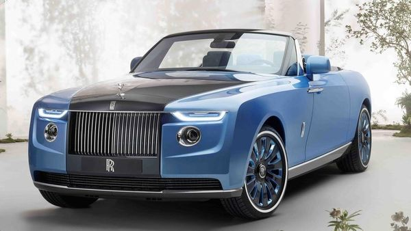 Rolls Royce Boat Tail was recently launched as the world's most expensive vehicle at $28 million.