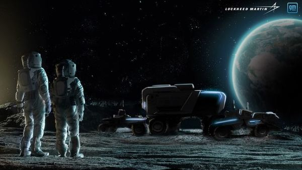 The next generation of lunar rovers could be unlike any ever seen by the moon as GM and Lockheed Martin team up to help astronauts.