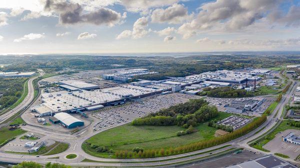 Torslanda car manufacturing facility of Volvo Cars. (Image: Volvo)