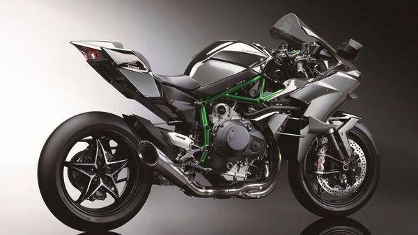 Representational Image of Kawasaki Ninja H2R
