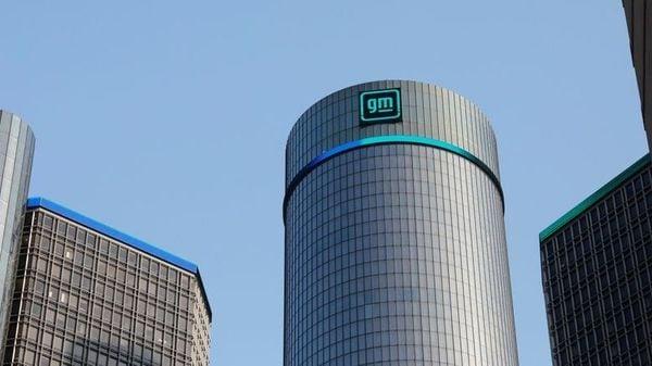 The General Motors headquarters in Detroit, Michigan. (File photo) (Reuters)