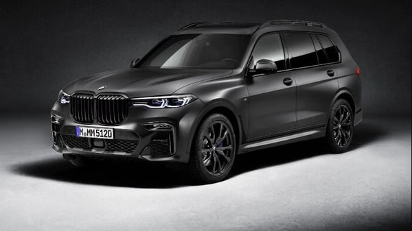 The BMW X7 Dark Shadow Edition is limited to just 500 units worldwide.