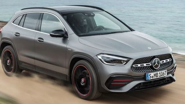 New Mercedes GLA