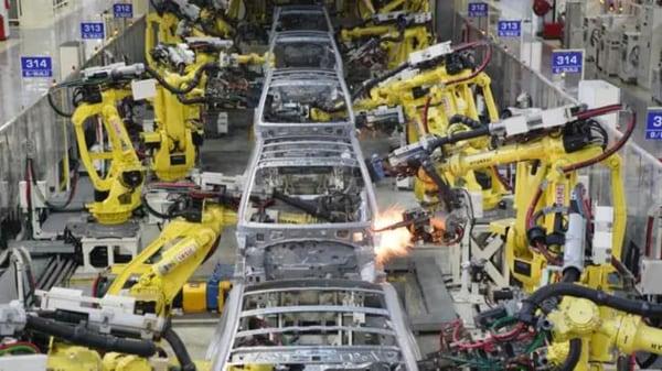 Hyundai Motor's Chennai plant. (File photo)