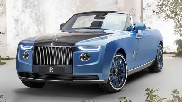 Rolls-Royce Boat Tail - the world's most expensive car