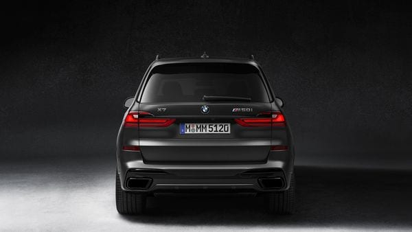 The special paint finish, called Frozen Arctic Grey metallic, has been used for the first time in a BMW X model.