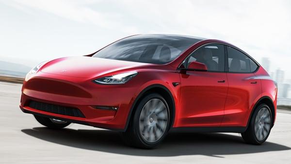File photo of Tesla Model Y