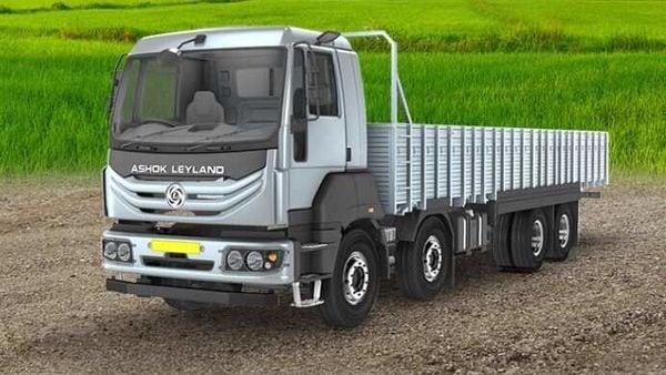 Ashok Leyland commercial vehicle. (Representational picture)