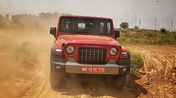 Mahindra Thar is one of the best-selling models from the company in India.