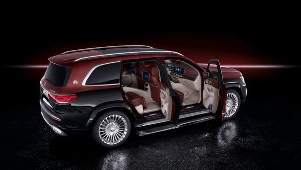 Mercedes Maybach GLS takes the opulence offered by a GLS and raises it several notches higher.
