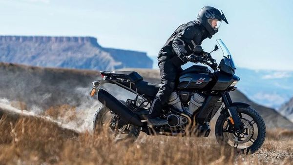 Pan America adventure tourer is seen as a shot at redemption of sorts from and for Harley Davidson.