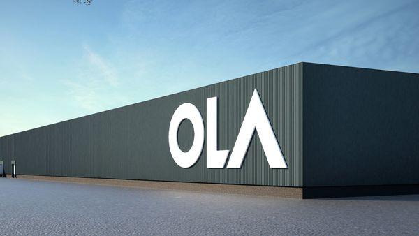 File photo of Ola factory
