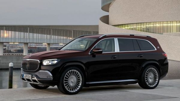 Mercedes GLS Maybach is the top-of-the-line luxury SUV product from Mercedes-Benz.