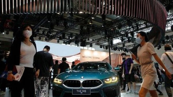 With the big boost from EV infra, BMW will build 3.6 lakh charging stations in China